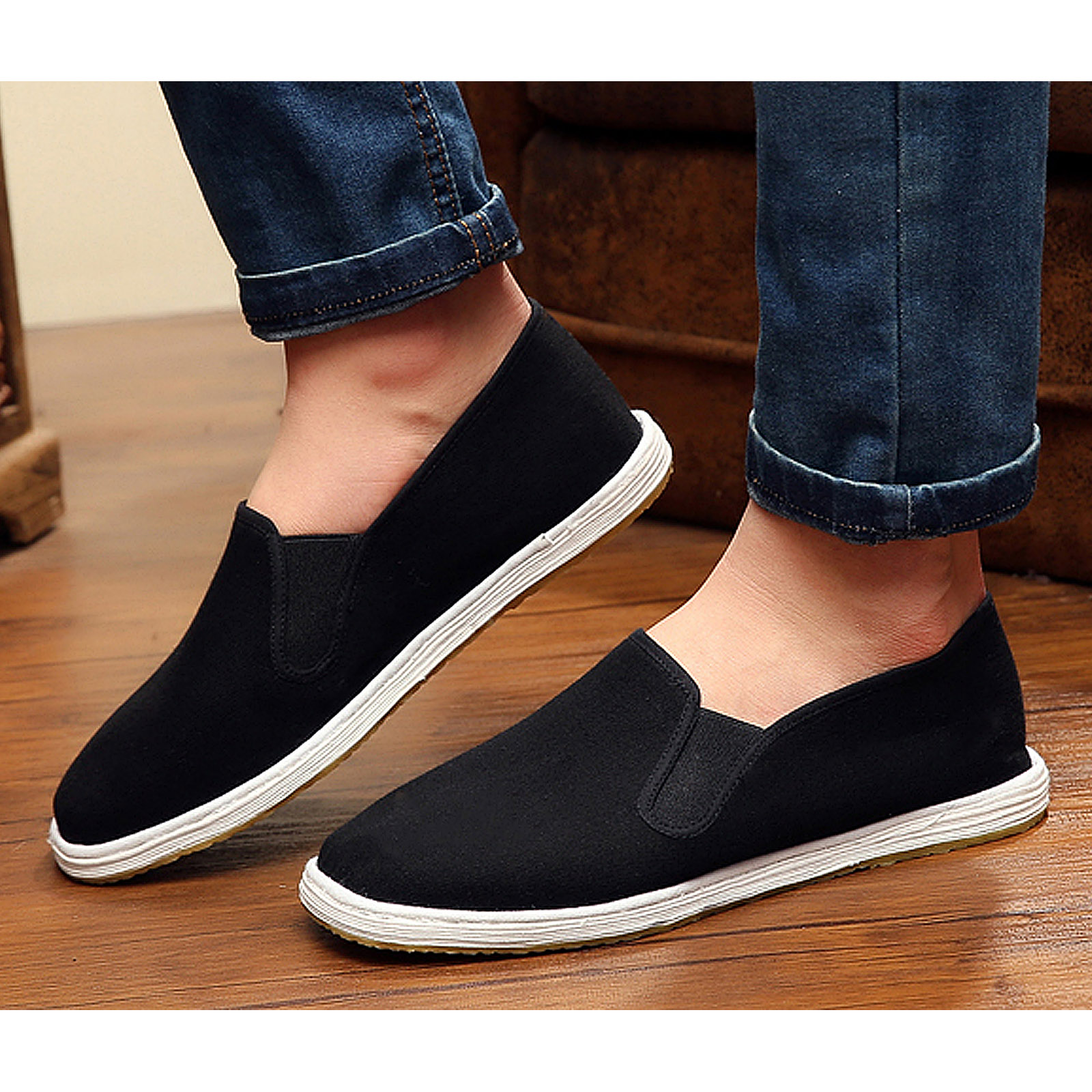 Plimsoll or slipper