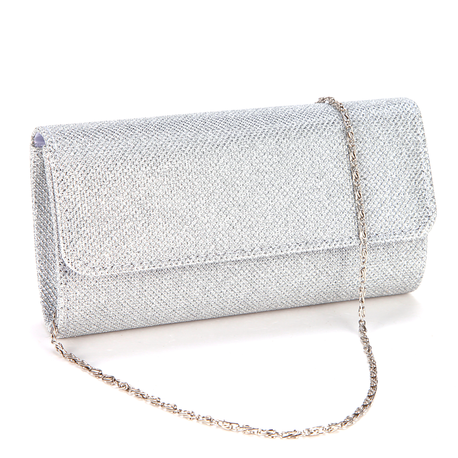 Details about Ladies Evening Clutch Bag Bridal Bridesmaid Handbag Purse Crossbody Shoulder Bag