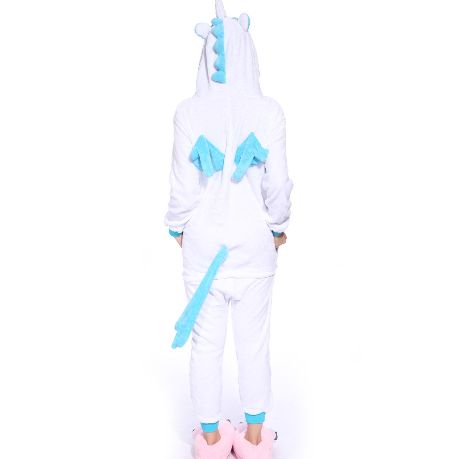 SurePromise Adults Unisex Animal Onesie Pajamas Cosplay Costume