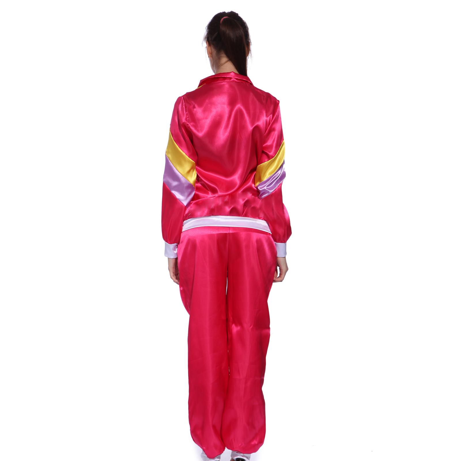 Para Hombre gracioso 80s 90s Scouser Shell Traje De Fiesta Traje de Disfraz Elaborado Vestido Stag Diversión