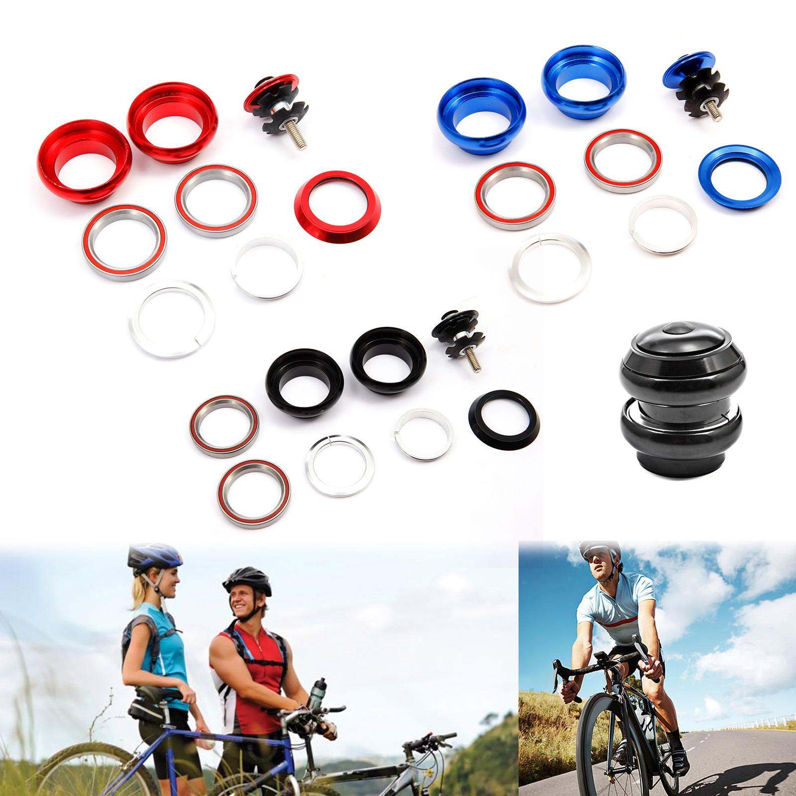"Bike 1 1//8/""// 1 1//4/'/' Threadless External Headset Sealed Cartridge Bearings"
