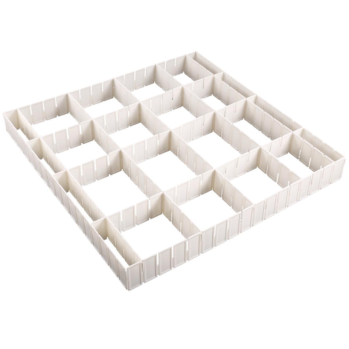 12 24 adjustable drawer organiser drawer divider universal for kitchen bedroom ebay