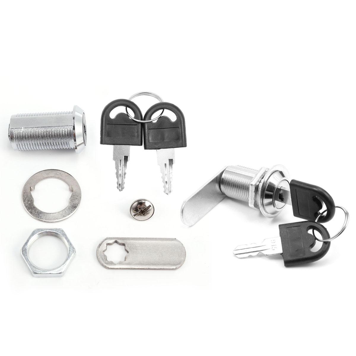 20mm 30mm Cam Lock Cylinder Barrel W Keys For Drawers ...