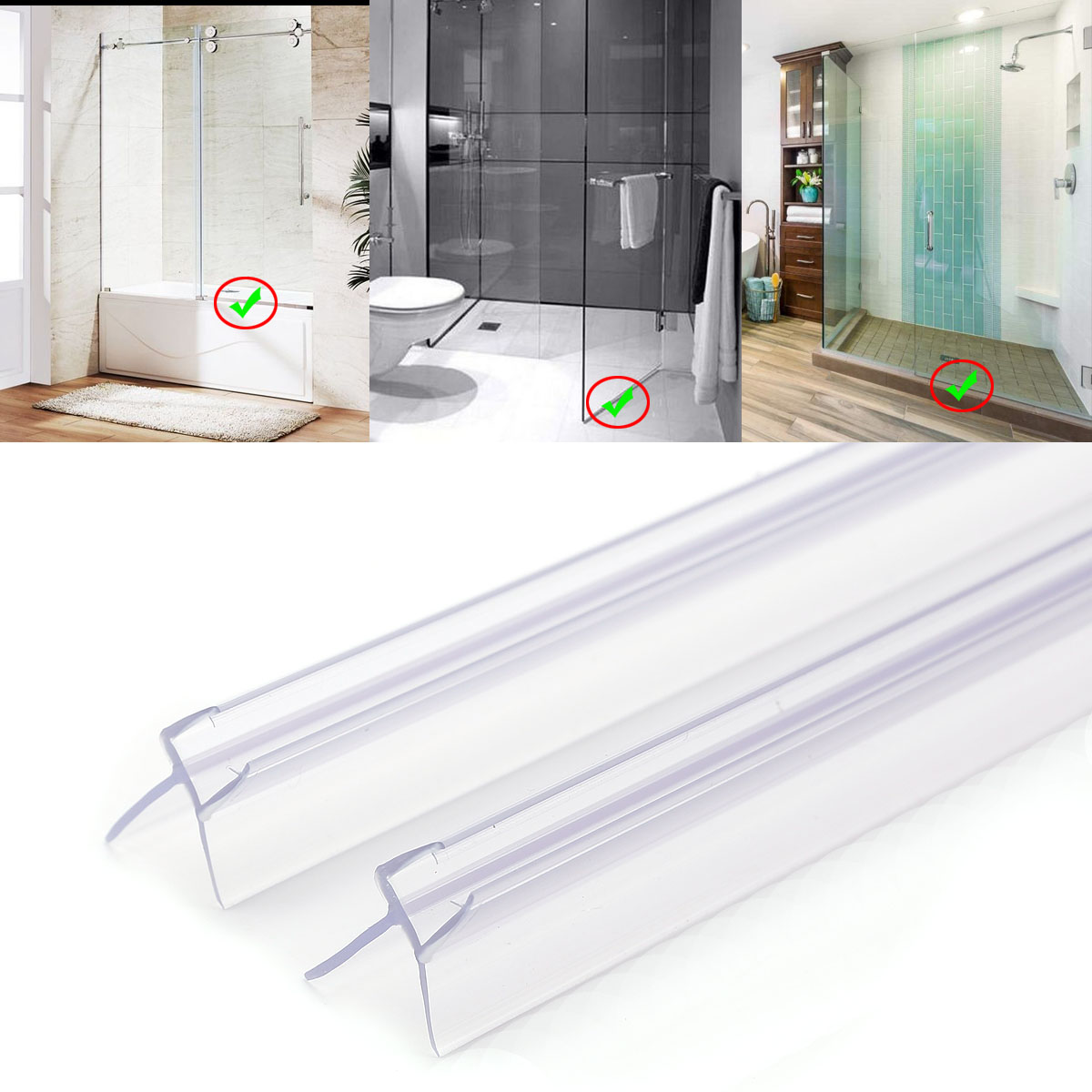 side strip door shower nz seal designs glass seals