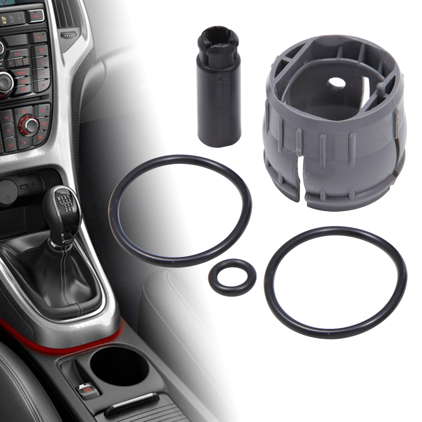 Para Vauxhall Astra F23 Combo palanca de cambios Selector de cambio Reparación