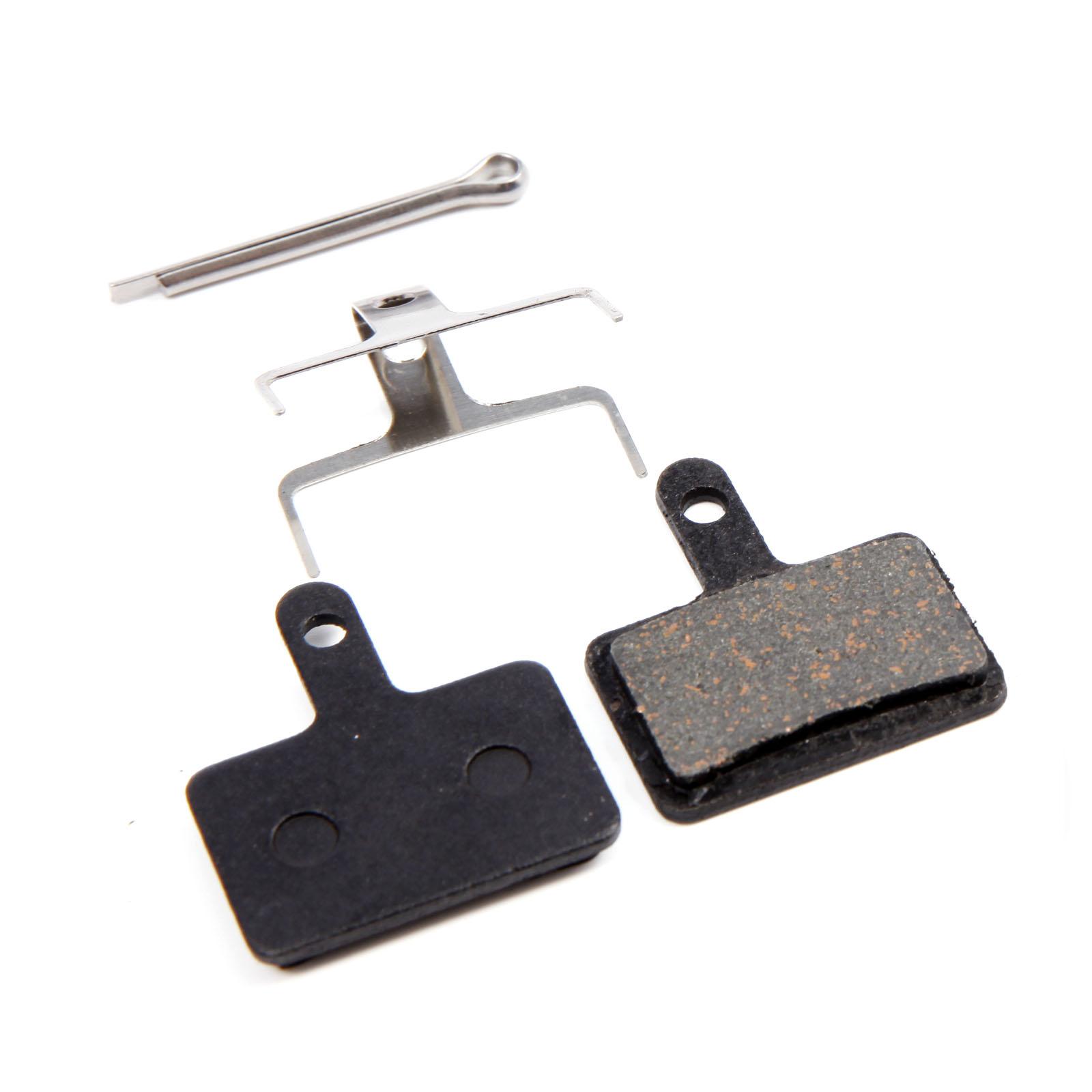 B01S  B01 M395 M446 M485 M525 Shimano Deore Resin Brake Pads