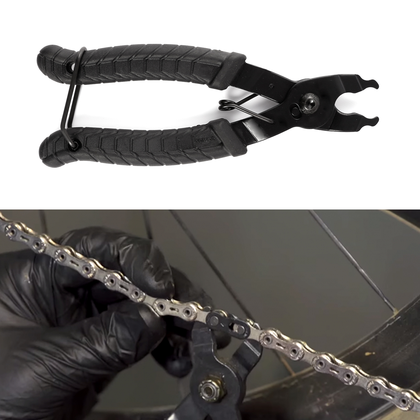 Bicycle Chain Link Quick Removal Tool Power Split Connecting Link Open Pliers T
